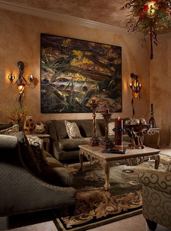 South florida home decorating magazine for interior design Florida home decorating ideas