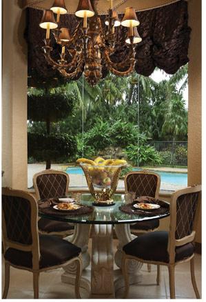 Feb 08 Homes Florida Decor Magazine Top Interior